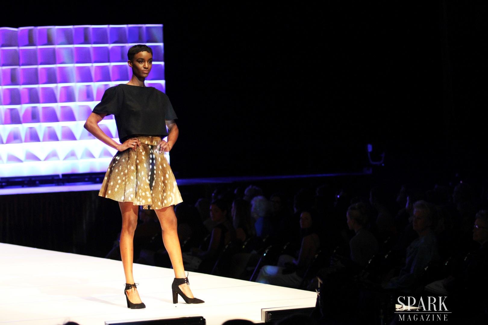 Ut Austin Fashion Show