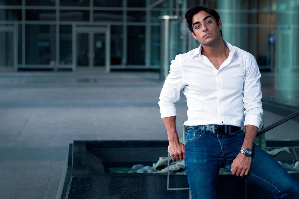 eman esfandi spark magazine exclusive interview