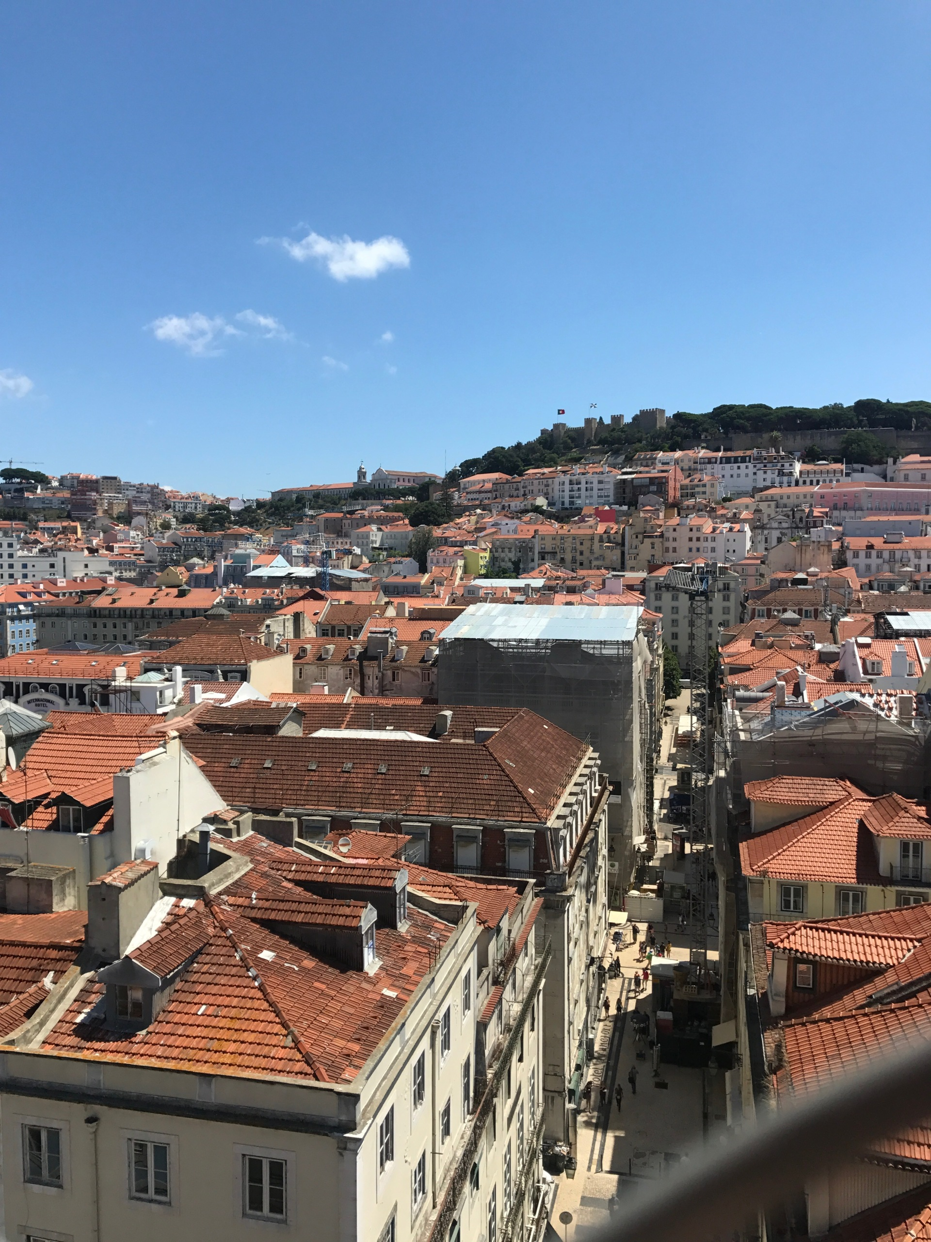 lisboa portugal panoramic view