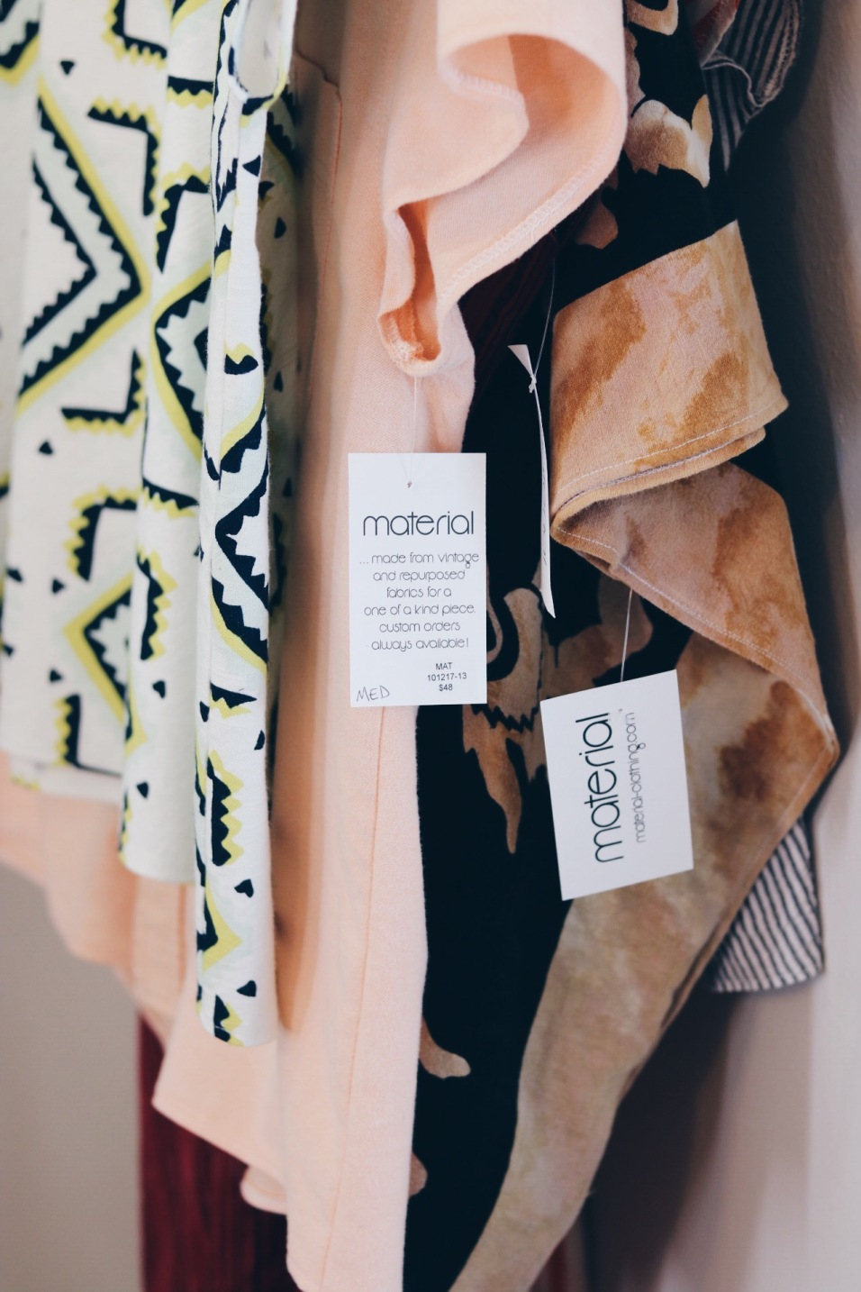 sustainable fashion in austin texas featured in spark magazine