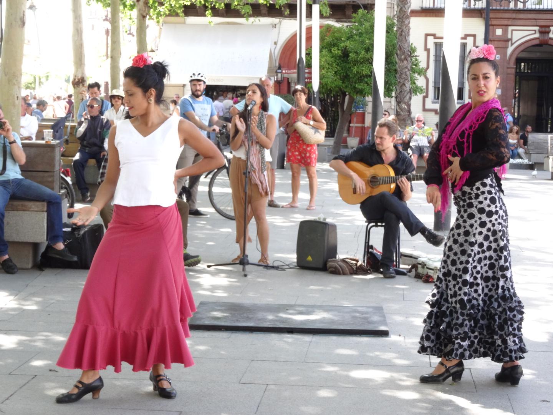 Caroline Frankenfeld, Dance, Spain, Europe, City, Urban