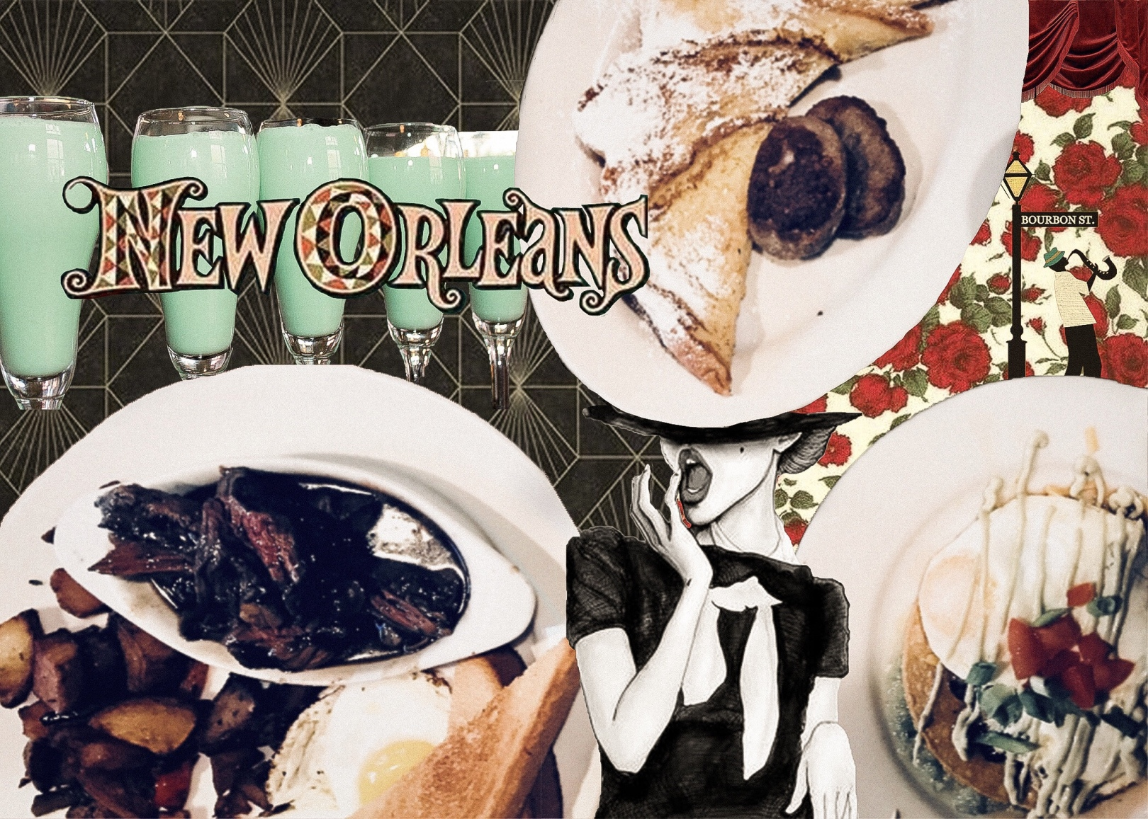 Jessica Teran Creole food tour New Orleans Louisiana eat travel guide