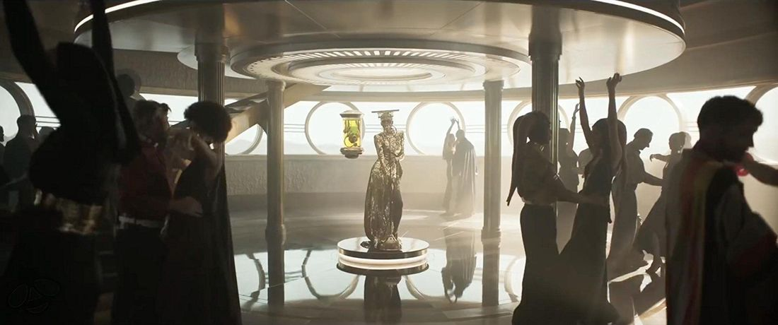 disney franchise high fashion science fiction